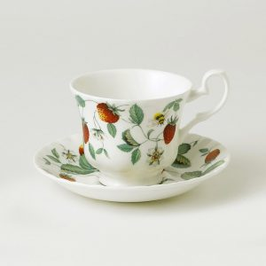 Roy Kirkham Alpine Strawberry Fine Bone China Collection - Buy Online